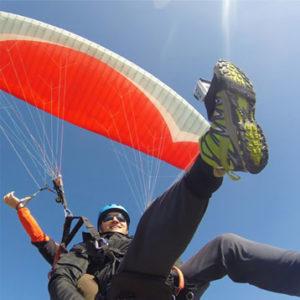 paragliding in jounieh