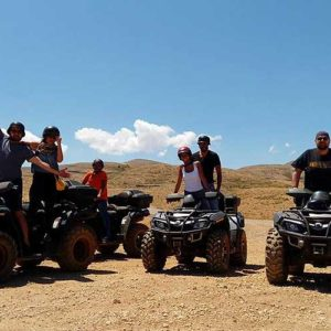 Full day tour atv