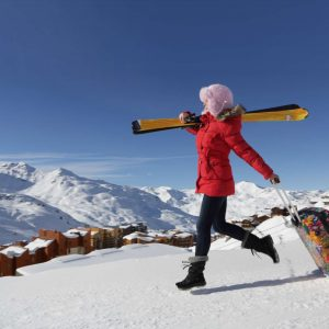 ski vacation in lebanon