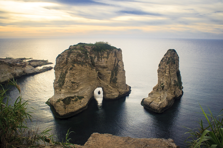 Jounieh - Raouche Cruise - Exploring Lebanon